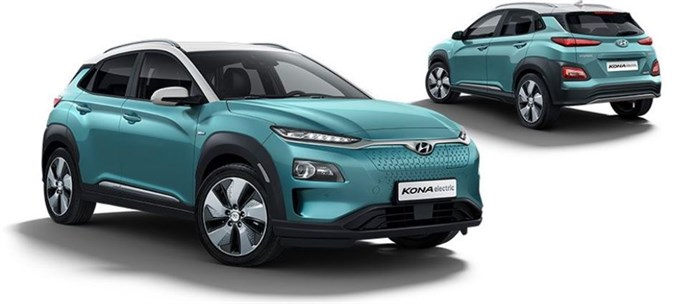 Kona -electric